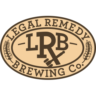 Logo of Legal Remedy Guilty Party Blood Orange Sour