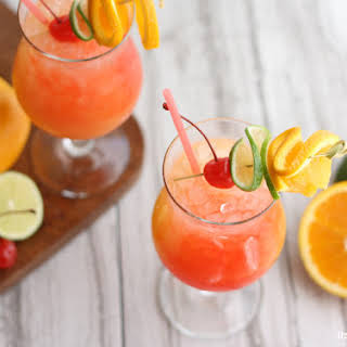 Hurricane Party Punch.