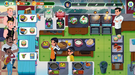 Cooking Empire With Chef Sanjeev Kapoor apkpoly screenshots 16