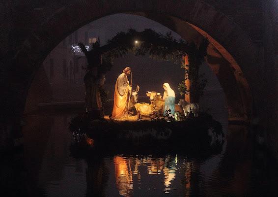 Natale sull' acqua ! di ottavioart