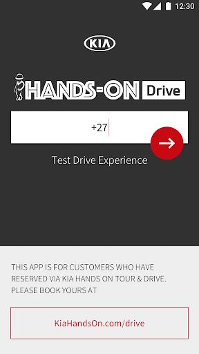 Kia Hands-On Drive