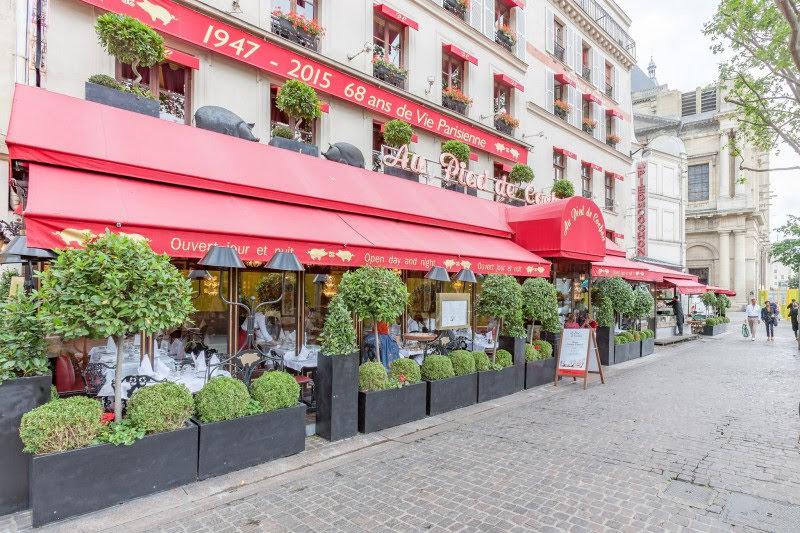 Au Pied de Cochon オウ・ピエ・ド・コション(パリ1区)
