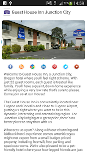 Guest House Inn Junction City- screenshot thumbnail