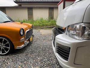 ハイエース ワイド GLのカスタム事例画像 Hh.factory☆ハタハタさんの2020年07月23日10:54の投稿