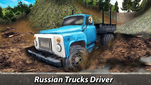 ud83cuddf7ud83cuddfaud83dude9bRussian Truck 6x6: Offroad Driving Simulator android2mod screenshots 9