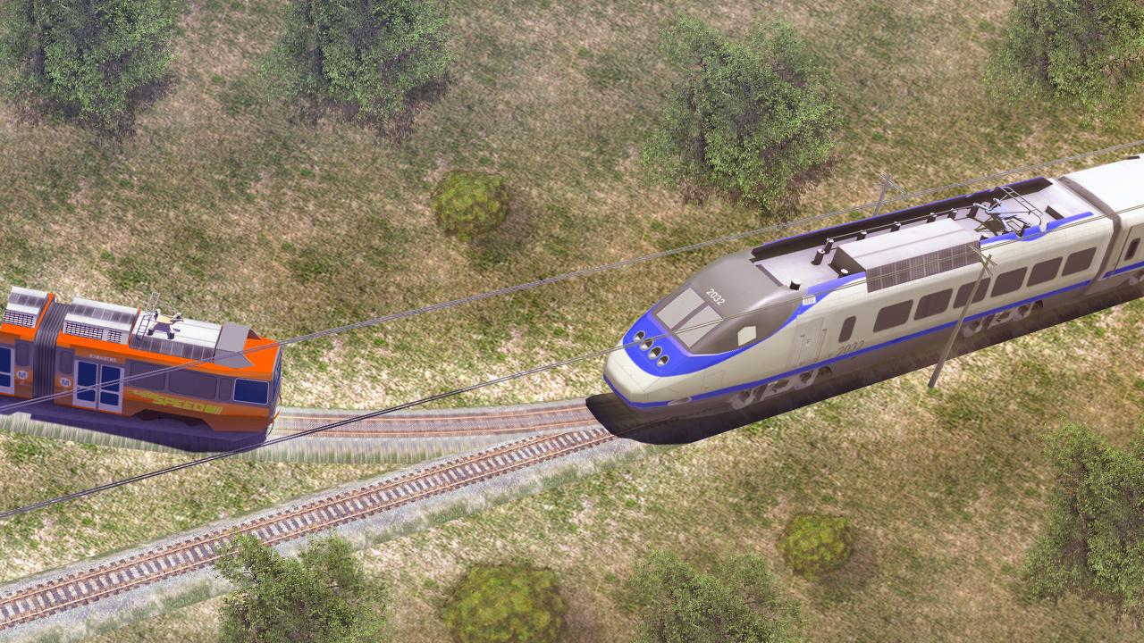 Euro Train Simulator 2017- screenshot