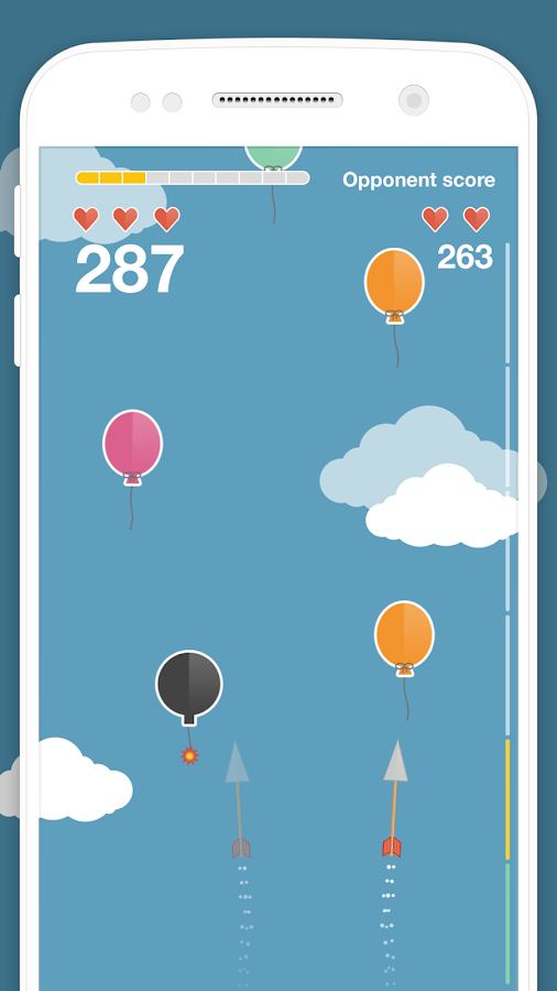 Balloon Hunter- screenshot