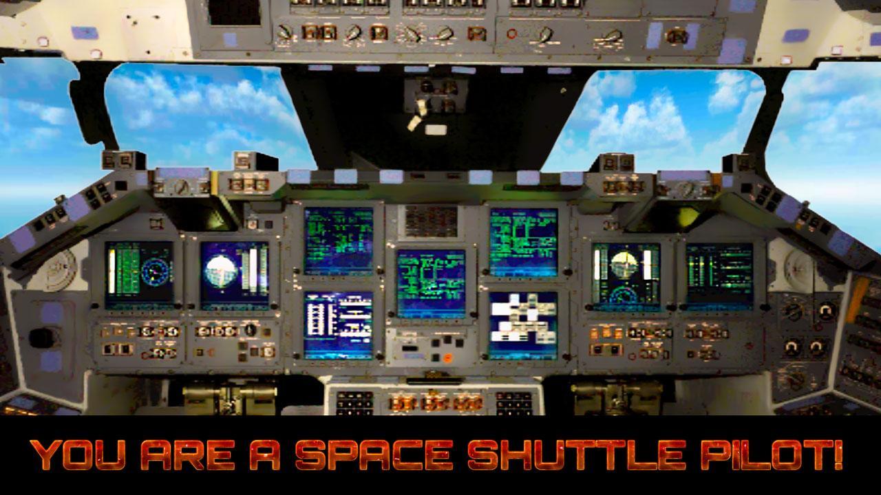 space shuttle landing simulator pc - photo #16