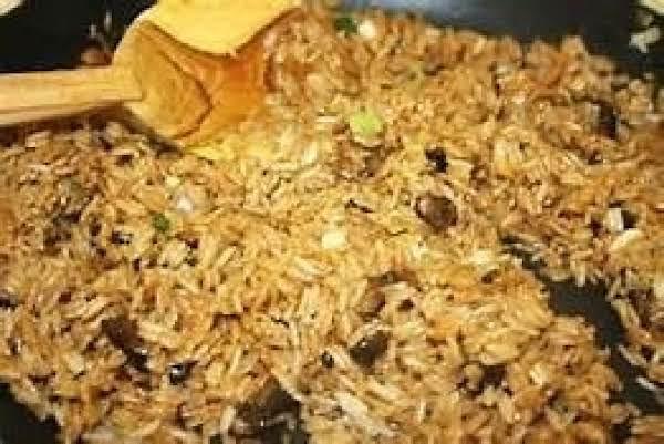 Kj's Fried Rice Recipe