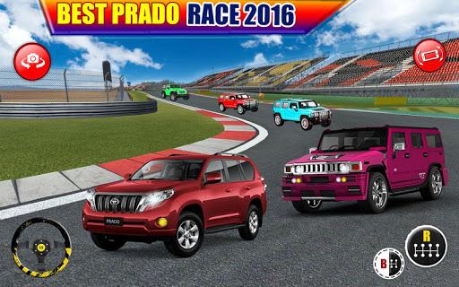 Crazy Prado Race 4x4 Rivals