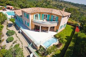 Luxury Modern Villa With Jaw Dropping Views in the Heart of the Riviera in cote-dazur