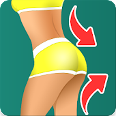Brazilian buttock workout - Butt, Hips exercises