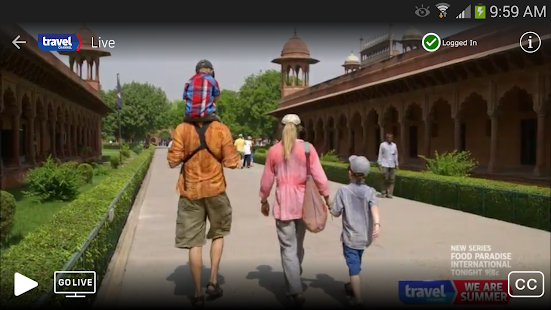 Watch Travel Channel- screenshot thumbnail