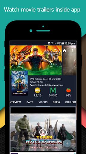 Movie-TV Show Guide (TMDb) 2.3 screenshots 5