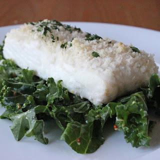 Panko-Crusted Fish.