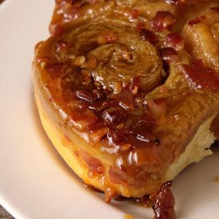 Bacon-Maple Sticky Buns.