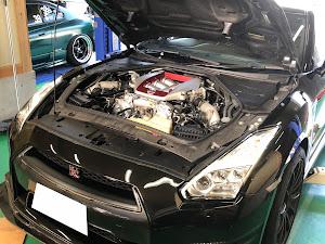 NISSAN GT-R R35 ピュアエディション MY11のカスタム事例画像 真島の23さんの2019年03月24日16:26の投稿