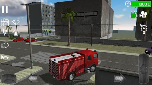 Fire Engine Simulator 1.1 screenshots 8