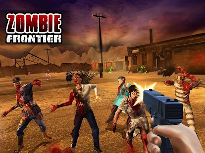 Zombie Killer Frontier:  First Person Shooter Game - náhled