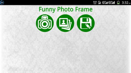Funny Photo Frame