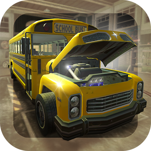 Bus Mechanic Simulator: Auto Repair Garage 2018