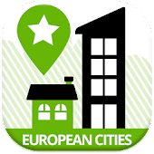 Guide Europe MyCityHighlight (Plan de ville)
