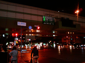 Photo: Near Hotel Il Grande Umeda - Osaka