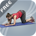 Ladies' Butt Workout FREE icon