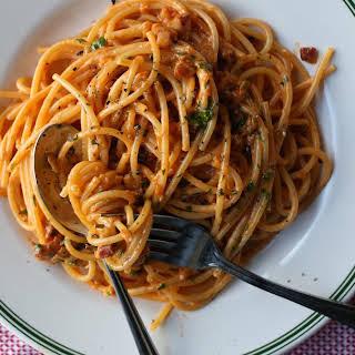 Midnight Spaghetti.