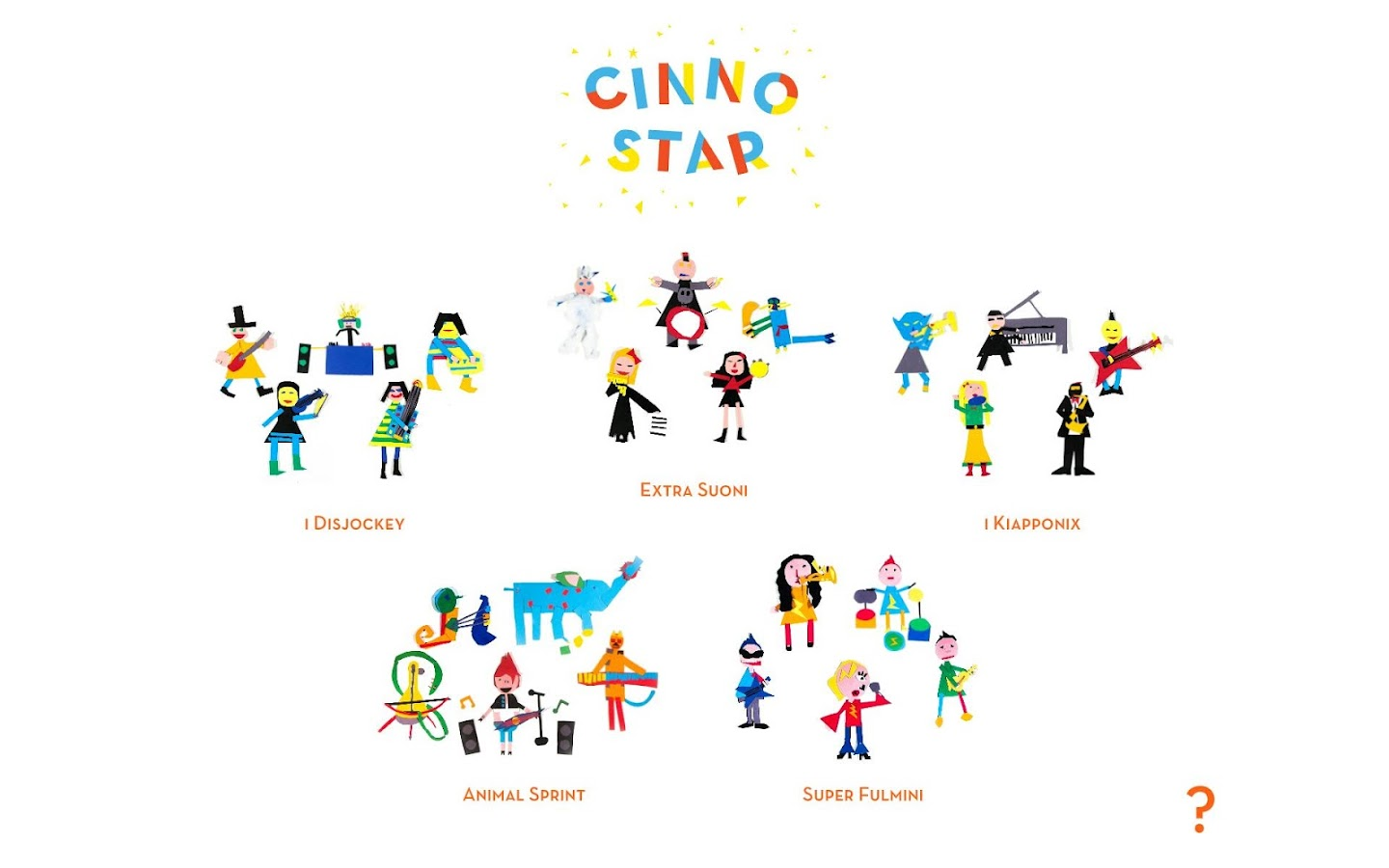 Cinno Star- screenshot