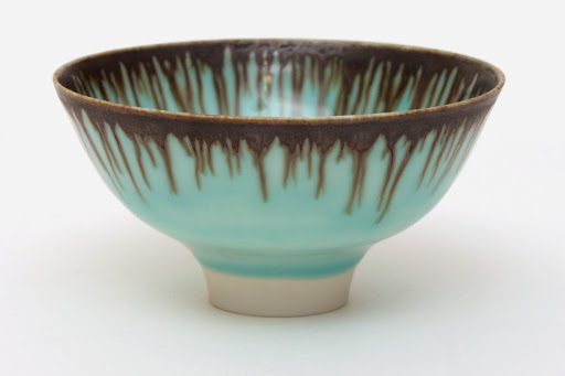 Peter Wills Porcelain Bowl 057