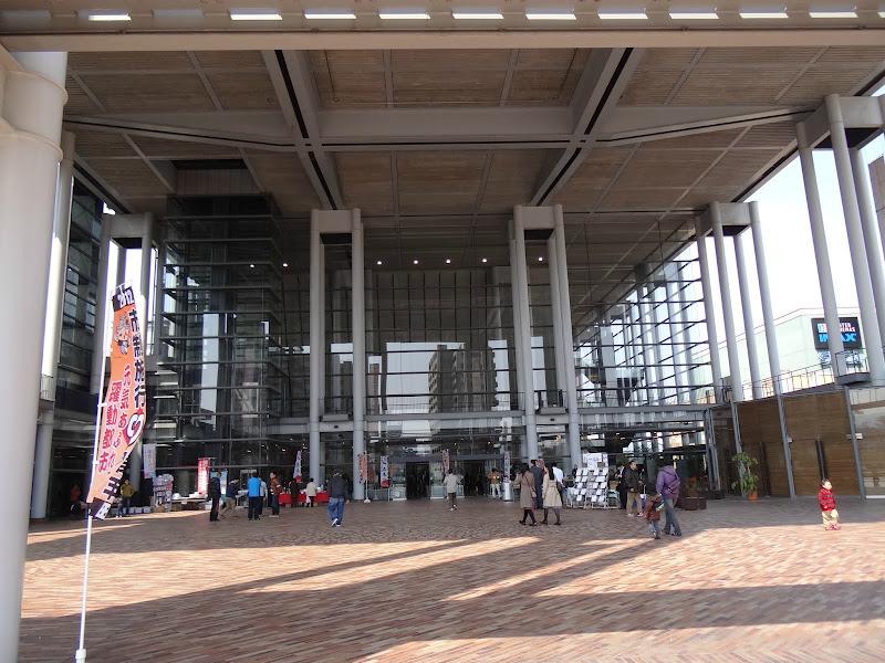 Photo: 浪切ホール