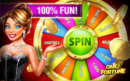 OMG! Fortune Free Slots Casino 28.05.1 screenshot 647798