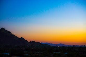 Photo: Another Paradise Valley sunset -- Paradise Valley, AZ