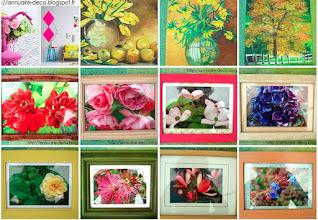 """Photo: Mon Blog personnel est un Blog Déco :   http://annuaire-deco.blogspot.fr  Mon Exposition JUILLET-AOUT-SEPT-OCTOBRE 2016  Je suis Artiste """"Peintures-Photos"""" amateur et je prépare une exposition :  Vannes Nord > Meucon > Berval > """"Pépinière des Sources"""" Saint Avé 56"""