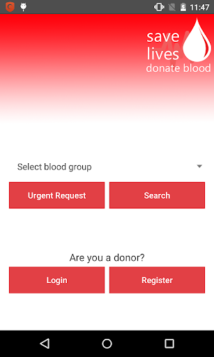 Blood Donation Manager