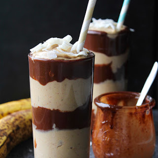Chocolate Peanut Butter Banana Sauce Recipes