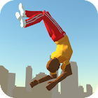 Just Flip(Backflip simulator) icon