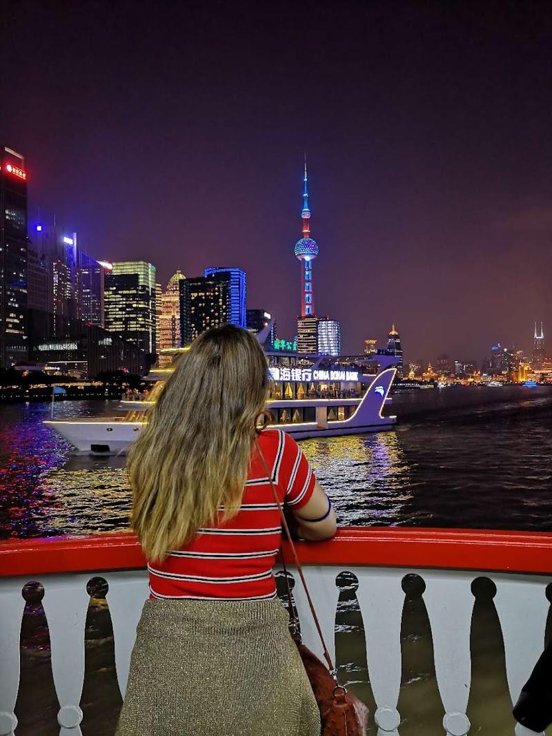 Esplosione di colori a Shanghai di Ericag