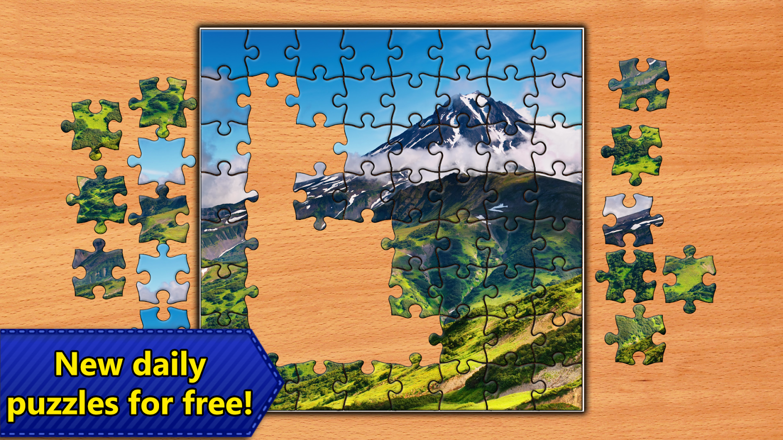 Jigsaw Puzzles Epic- screenshot