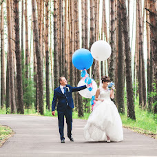 Wedding photographer Olga Belyaeva (Barolya). Photo of 14.10.2015