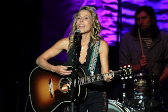 Photo: ATLANTIC CITY, NJ - AUGUST 09:  Sheryl Crow performs at Caesars Circus Maximus Theater on August 9, 2012 in Atlantic City, New Jersey.  (Photo by Donald Kravitz/Getty Images)