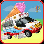 Ice Cream Van Truck 3D