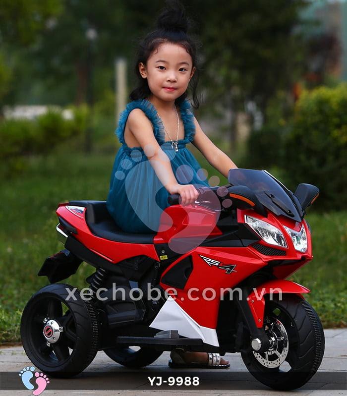 Xe mô tô điện trẻ em YJ-9988 5