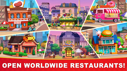 Cooking Hot - Craze Restaurant Chef Cooking Games apktram screenshots 9