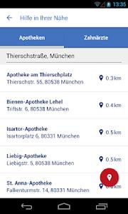 Notdienste-Finder Bayern screenshot 3