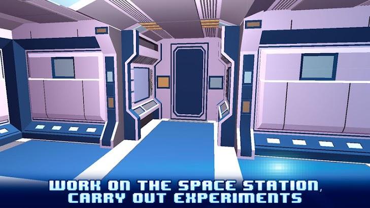 Space Craft Survival Simulator screenshot