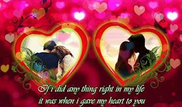 Love Romantic Photo Frame - screenshot thumbnail 01