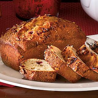 Mini Banana-Cranberry-Nut Bread Loaves