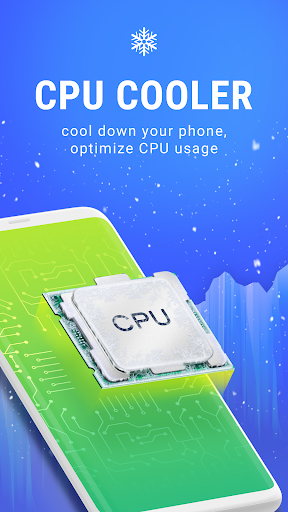 AMC Cleaner - Super Phone Booster & CPU Cooler screenshot 4